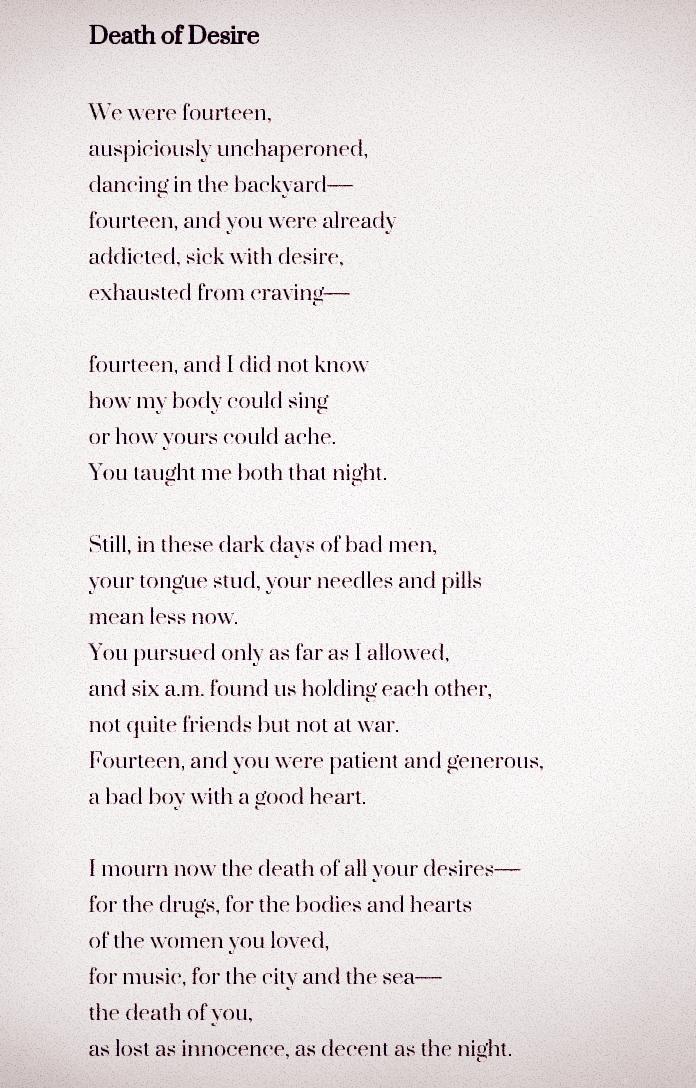 Death of Desire (1)